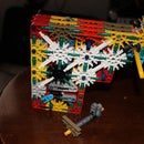 Customizable Knex Lock and Key (Prototype Cylinder Mechanism)
