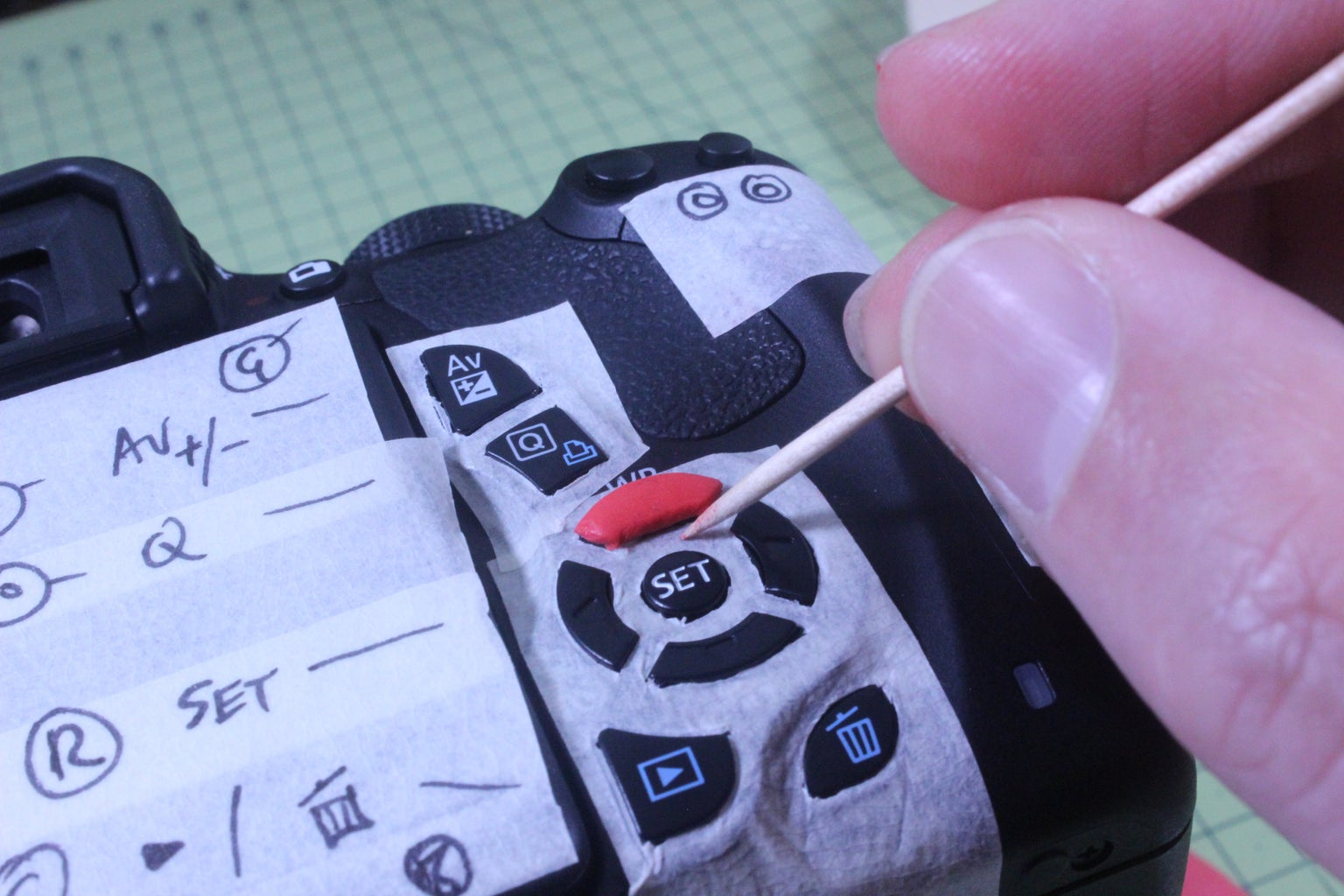 More Advanced Buttons