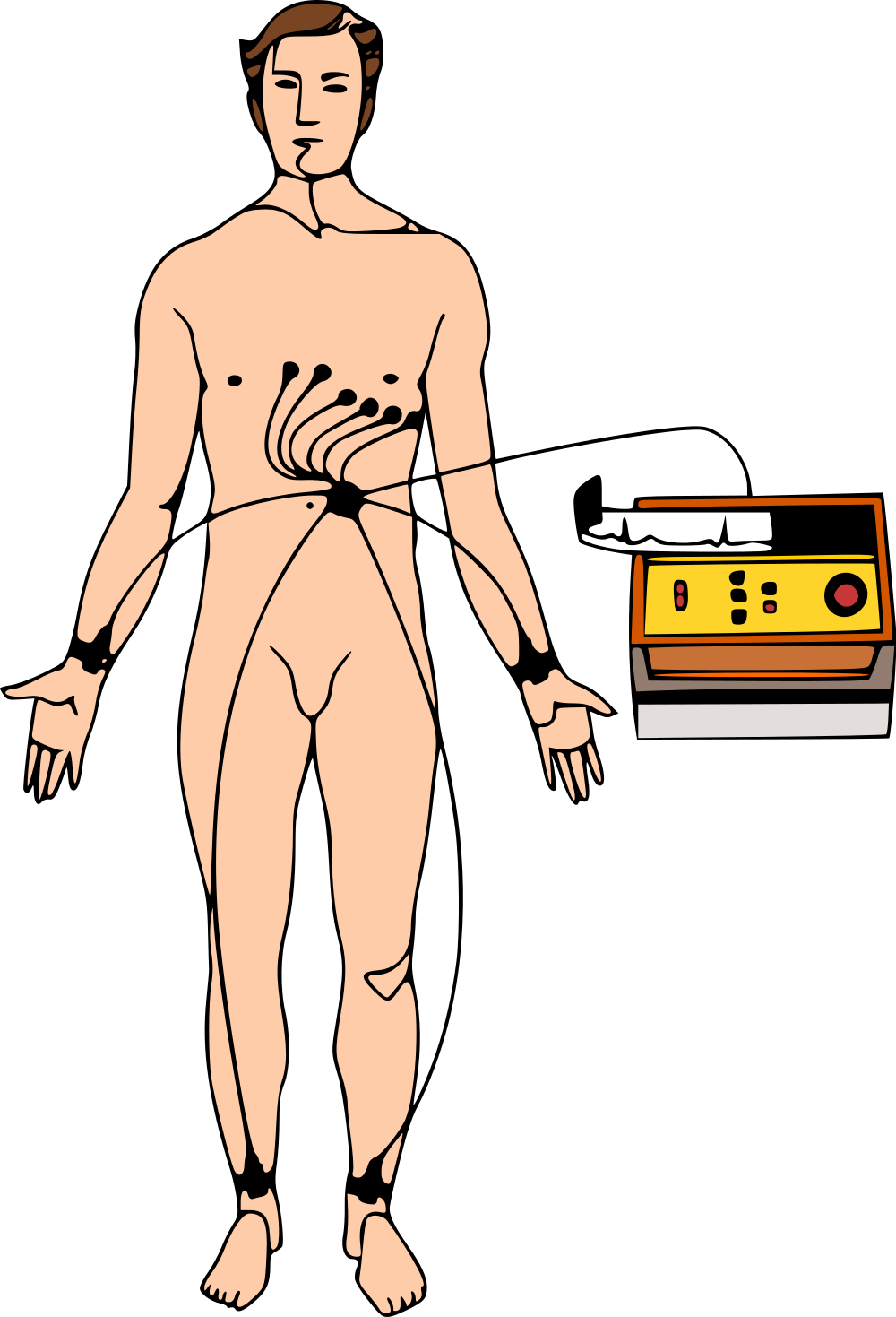 Place Electrodes and Play!