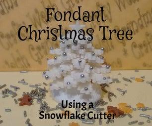 软糖雪花圣诞树