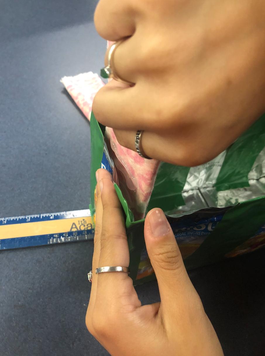 Attach Strap to Bag
