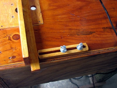 Table Mounted Router