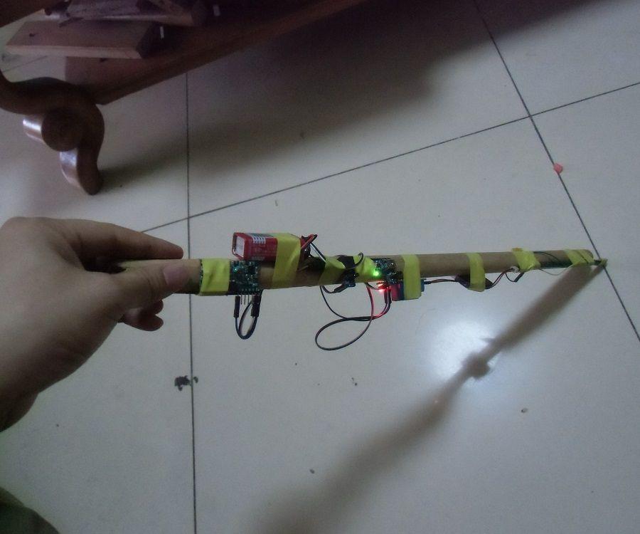Ignite the Firecracker Remotely Wireless Control