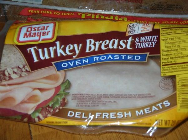 Easy and Tasty Turkey Wrap