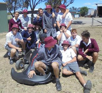 Year 10 Class 2015