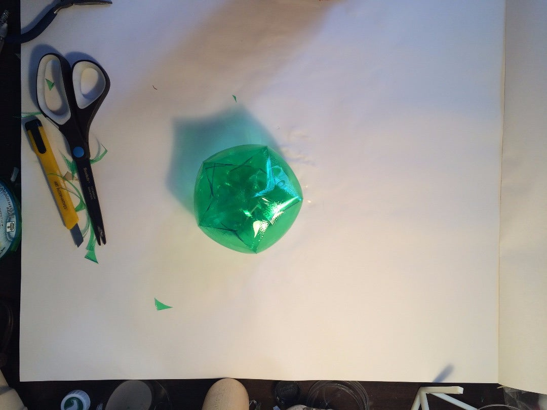 PET Bottle to Jewelry Box