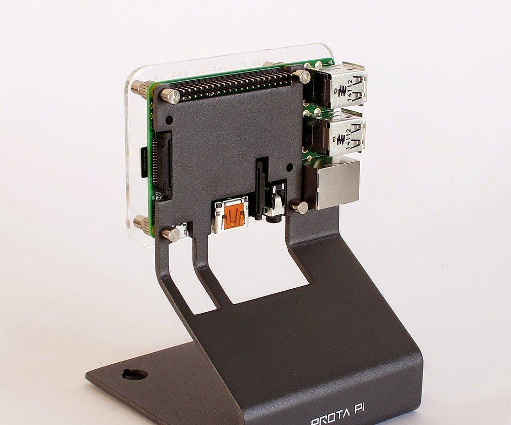 Raspberry Pi B & B+ boot SD card for PROTA OS (HTML5 UI)