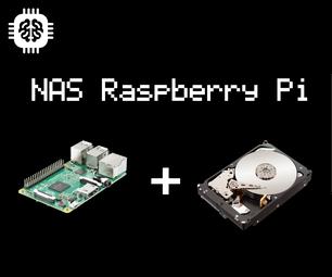 NAS Raspberry Pi