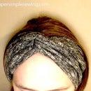 Twisted Headband