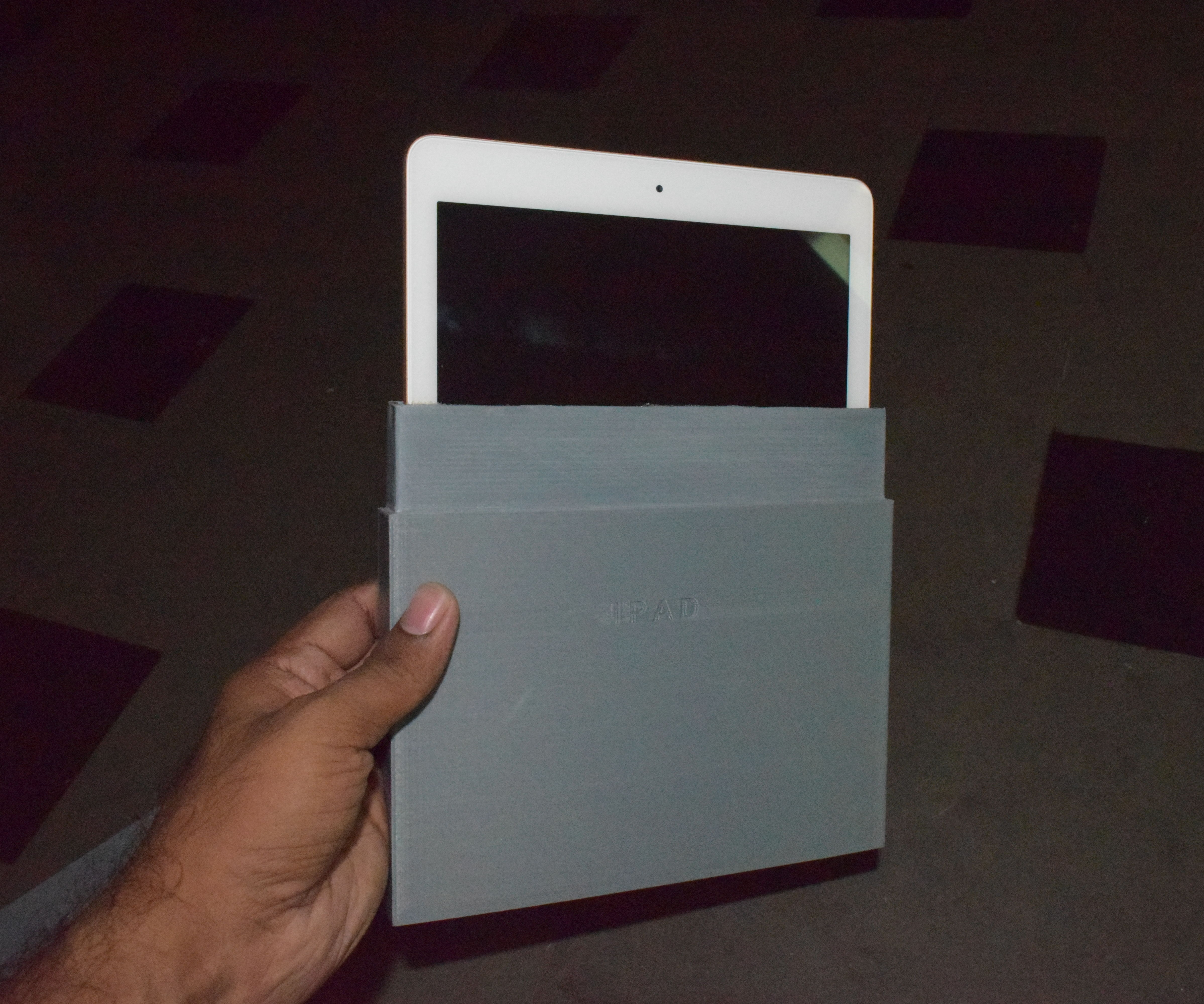 3D Printed Ipad Case