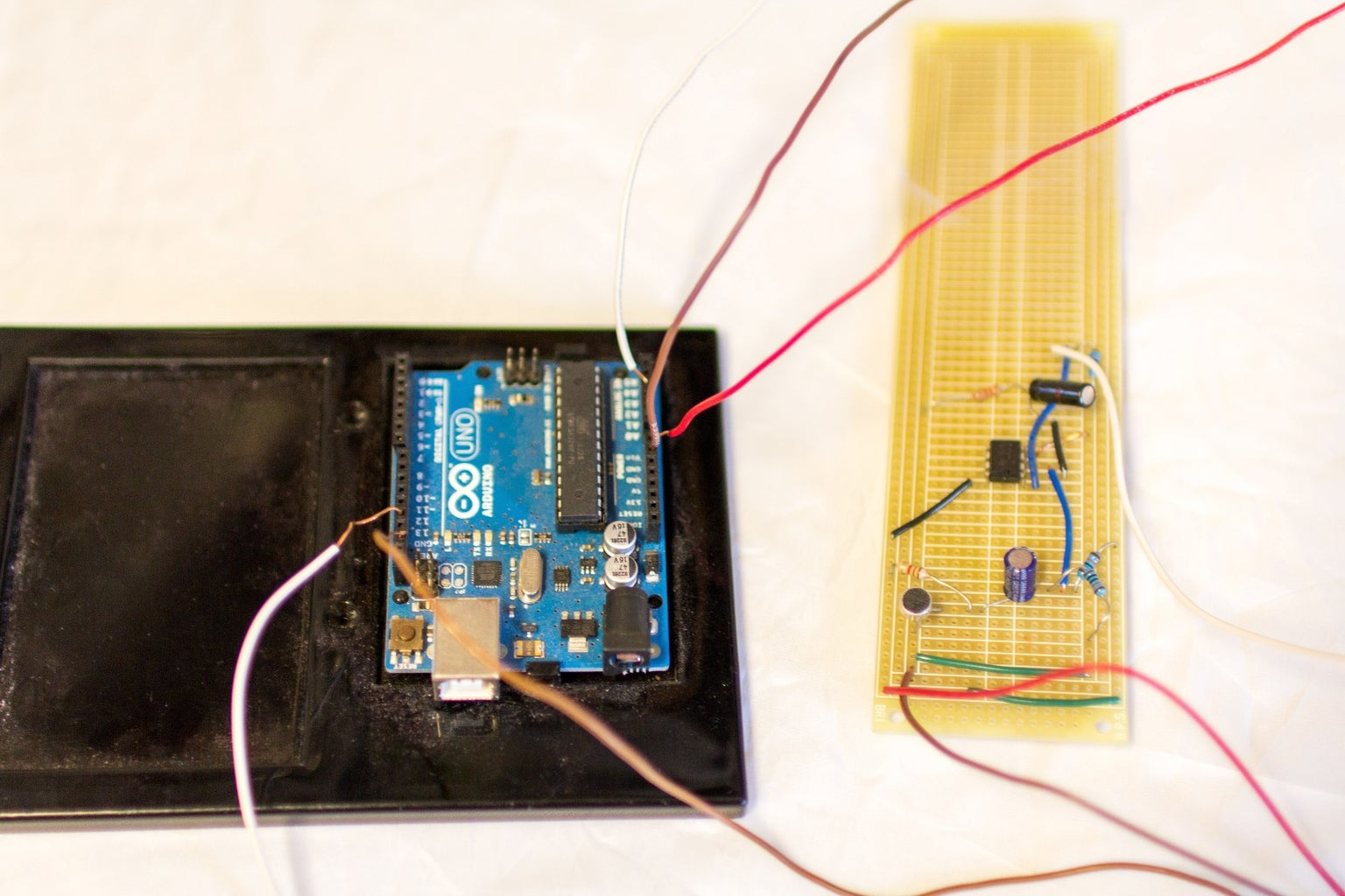 5. the Arduino/Automation