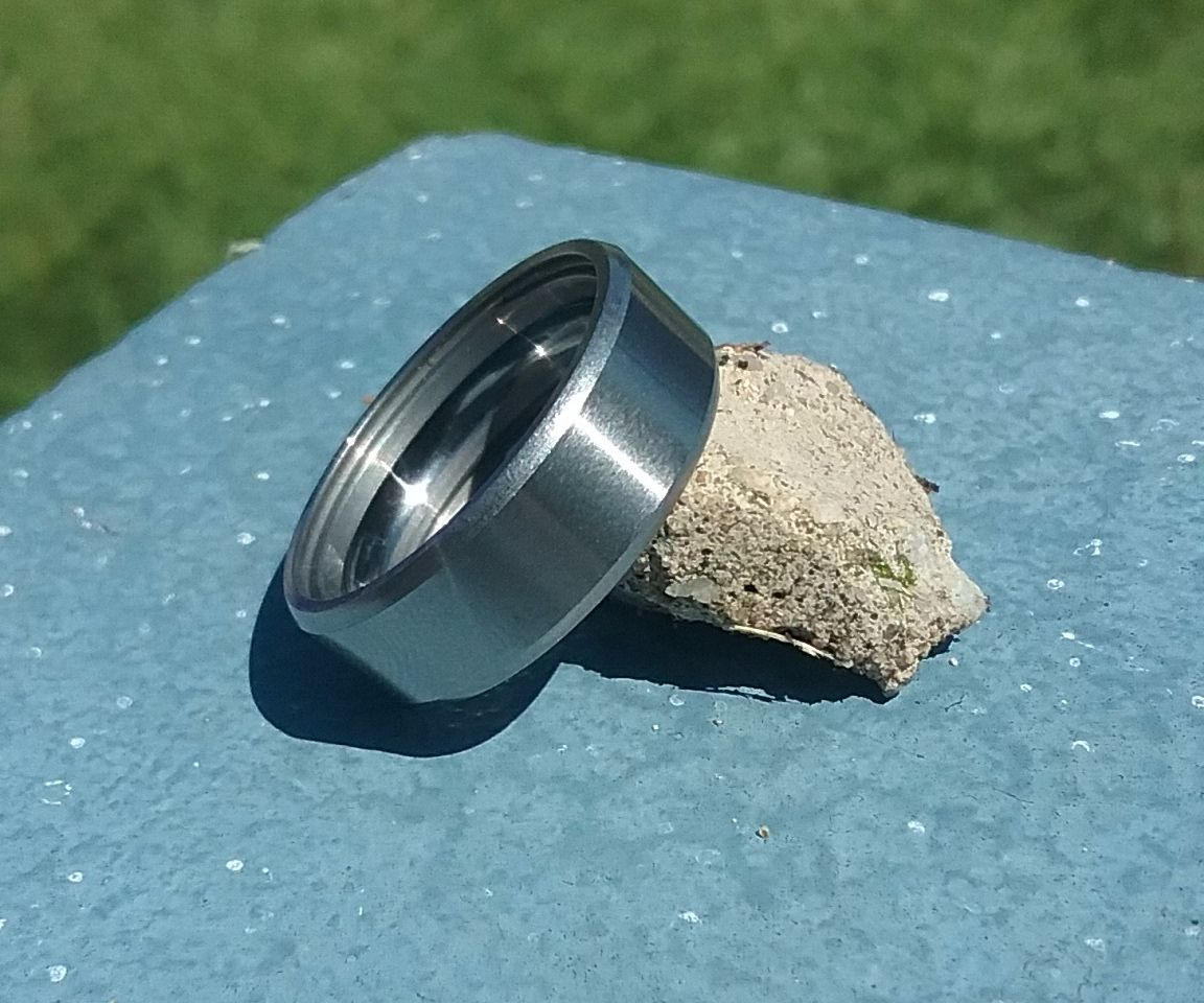 5 Min, One Size Ring, ANYONE Can Make