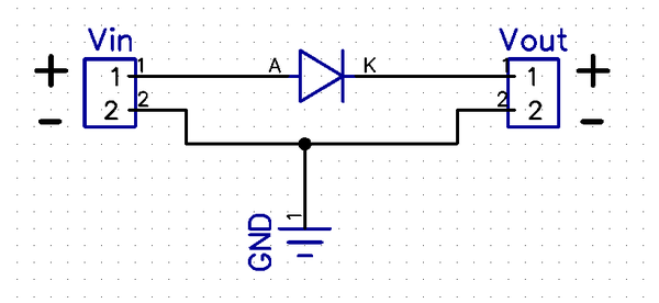 Reverse Polarity Protection Circuits