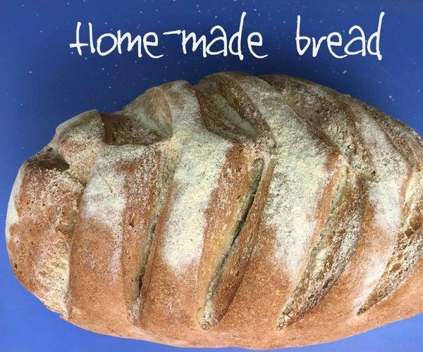 Millet, Rye and Beer Bread
