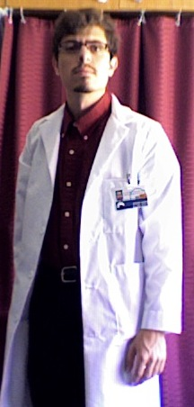 Be Dr. Freeman for Halloween