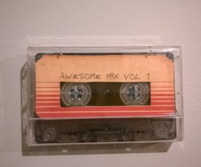 Awesome Mix - Guardians of the Galaxy