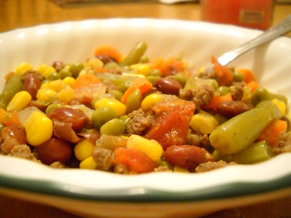 Healthy Beef and Vegetable Stew