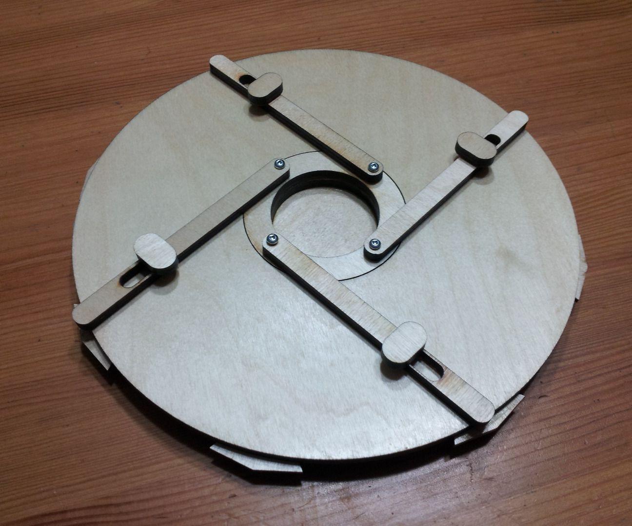 Simple Vault Mechanism
