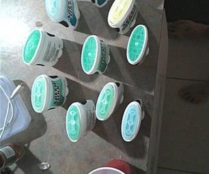 Deodorant Frugality