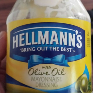 Fast Mayonnaise in a Jar From Olive Oil and Balsamic Vinegar