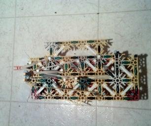 Knex Folding Gun
