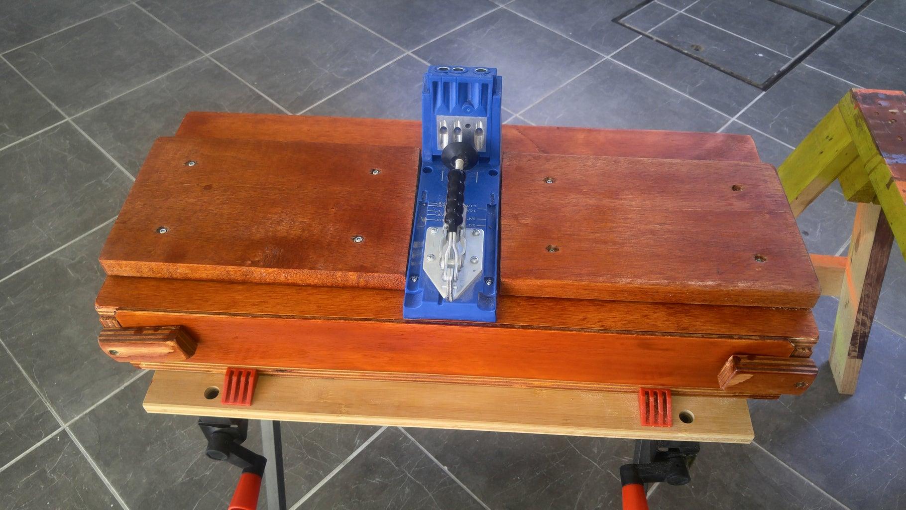 Kreg Tool Clamp Box for Workmate
