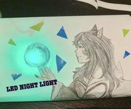 LED Arduino Night Light