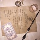 Hogwarts Acceptance Letter (Birthday Invitations)