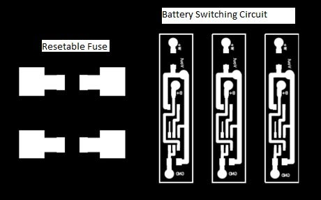 How to Automatically Switch Between Outlet DC Power and Its Battery?