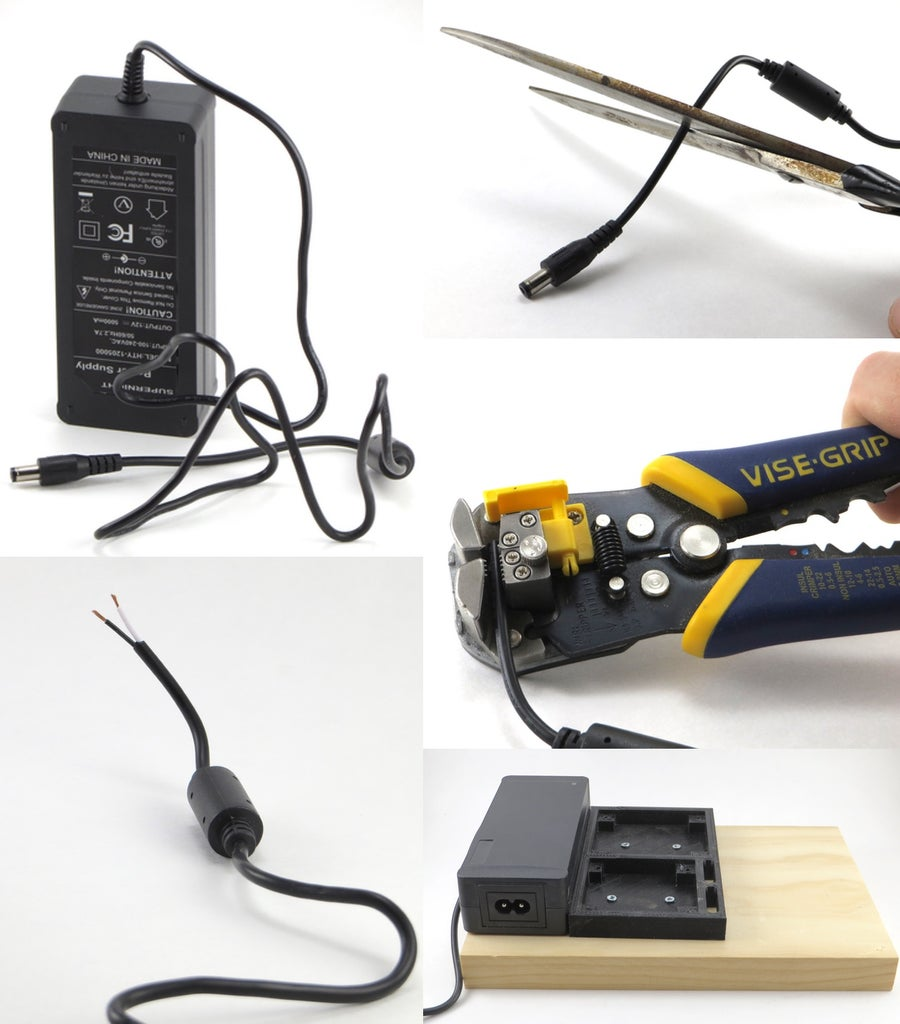 Wire It Up (the Controller First)