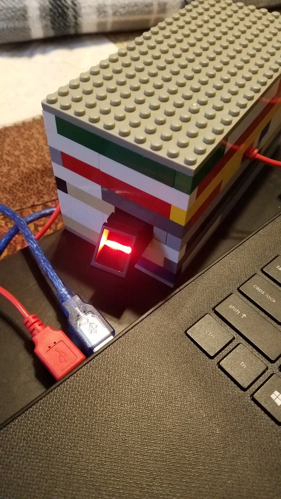 Makey Makey/arduino Fingerprint Scanner
