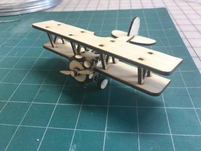 Build My Bi-plane