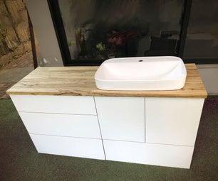 浴室橱柜从概念到数字模型及实现