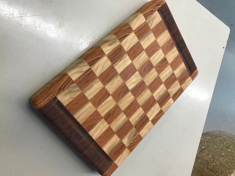 Cutting Board in School