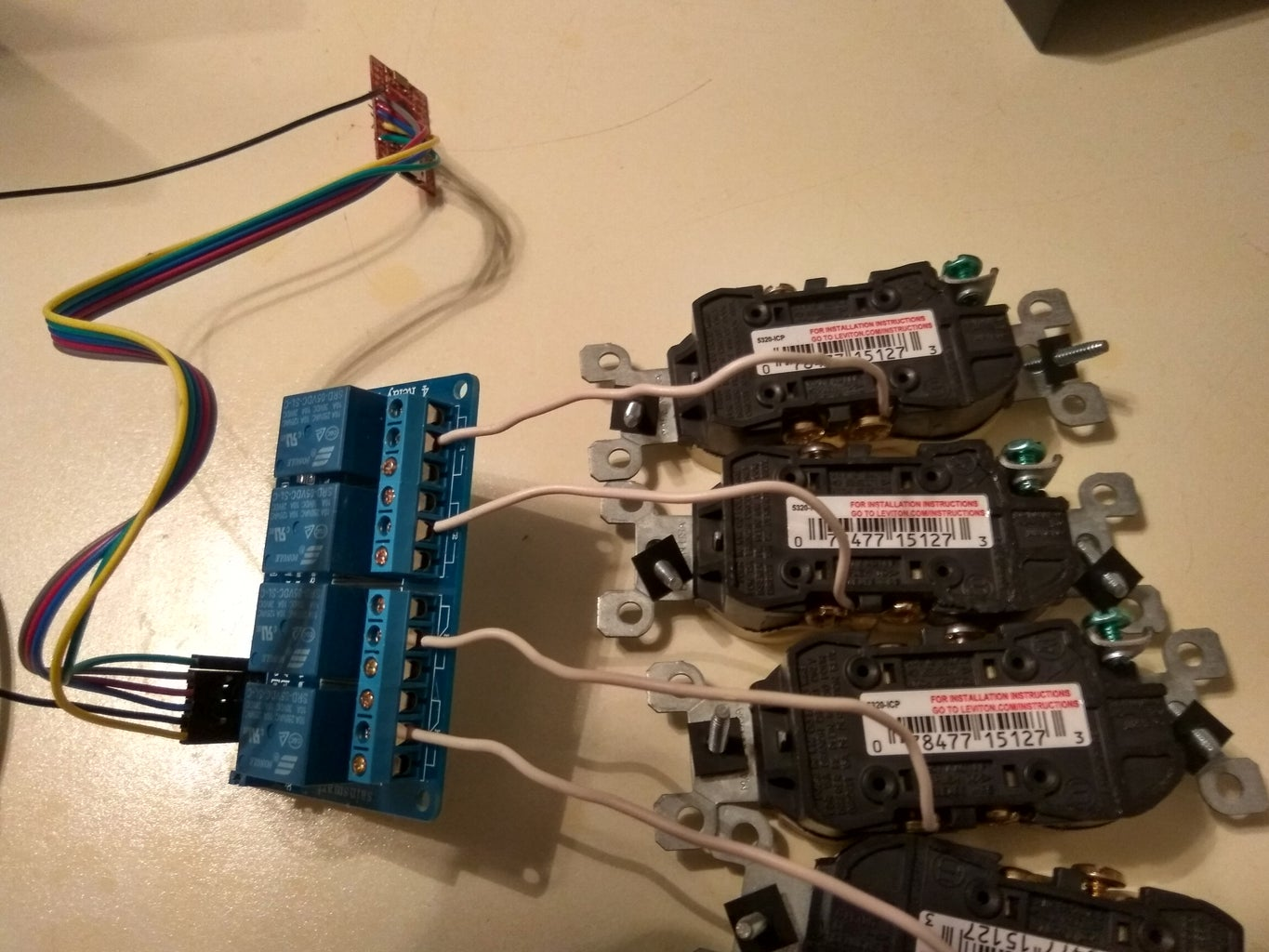 Wiring Continued