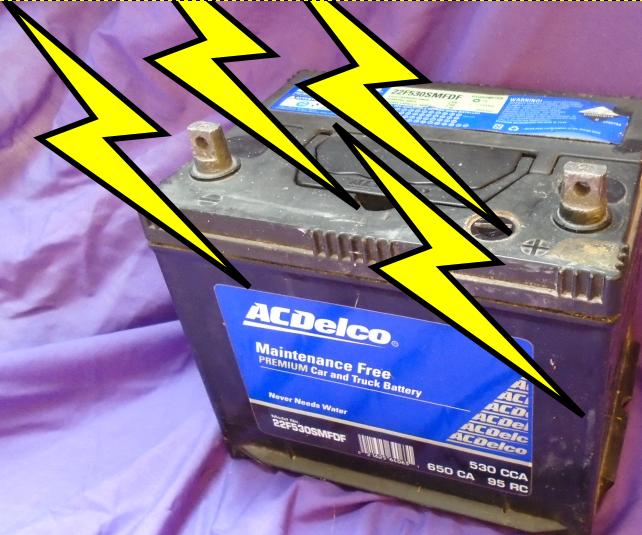 Restoring Automotive Batteries
