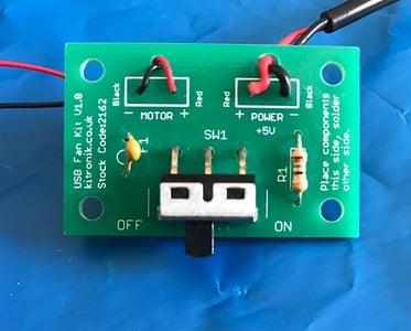 Step 1: Assembling the PCB
