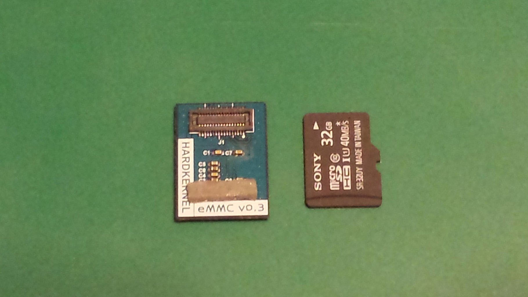 Setting Up the Operating Systems (Preparing the Micro SD and EMMC Cards)