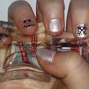 Snowman Nail Art Tutorial | Samantha Beauty