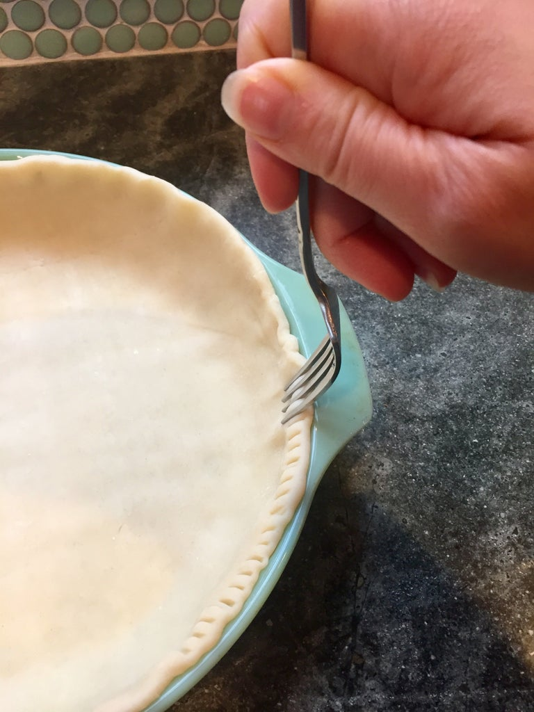 """""""Roll Out"""" Your Pie Crust"""