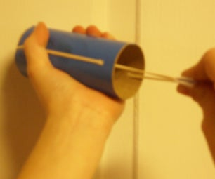Recycled Materials Rubberband Shooter