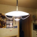 How to Convert a 200W Halogenrod Lamp With a R7S Socket Into a Energysaving 25W Led Version
