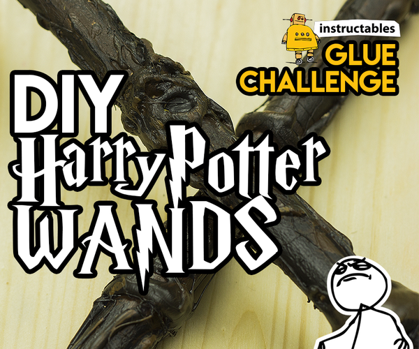 DIY Harry Potter Magic Wand