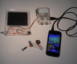 $9 Solar, Wind and Hydro Turbine (on Your Faucet) Powered USB Charger
