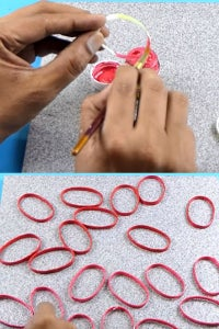Let's Color the Rings!