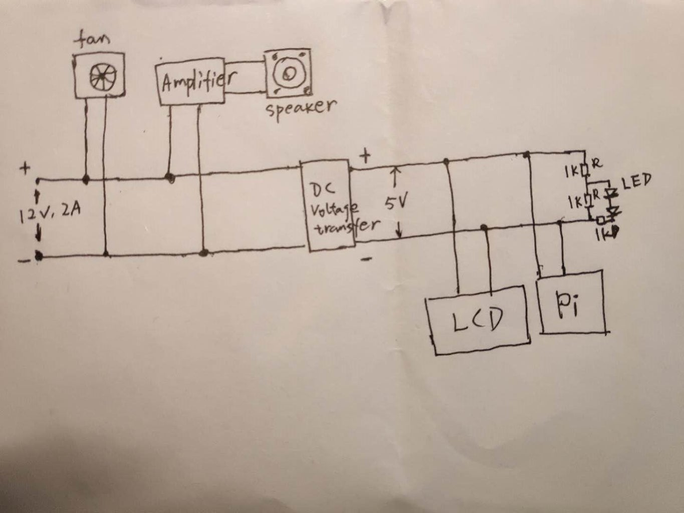 Electronic Connection and Assembling