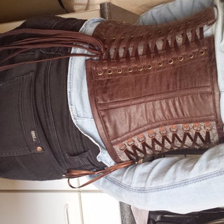 How to Make a Steampunk Corset