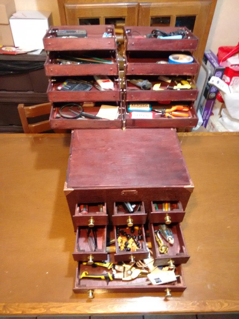 Toy Story 2 the Cleaner's Tool Chest