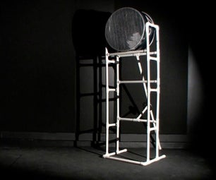 PVC Stand for Practice Odaiko