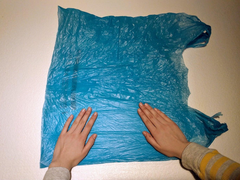 Folding the Bag